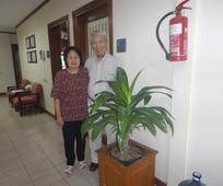Brother Marzuki Makmur dan Sister Sumiati Pudja