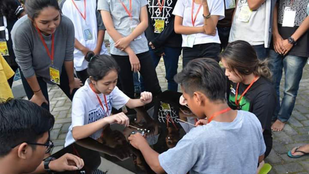 Konferensi Remaja Distrik Surabaya 2017