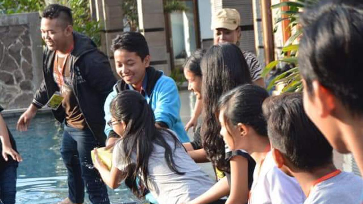 Permainan - Konferensi Remaja Distrik Surabaya 2017
