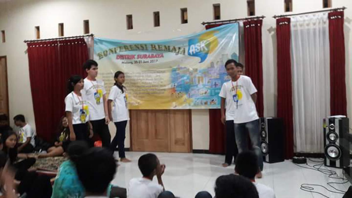 Bakat Remaja - Konferensi Remaja Distrik Surabaya 2017