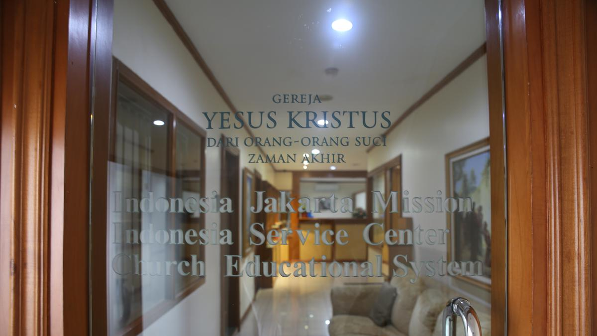 Profil Kantor Pusat Pelayanan Gereja