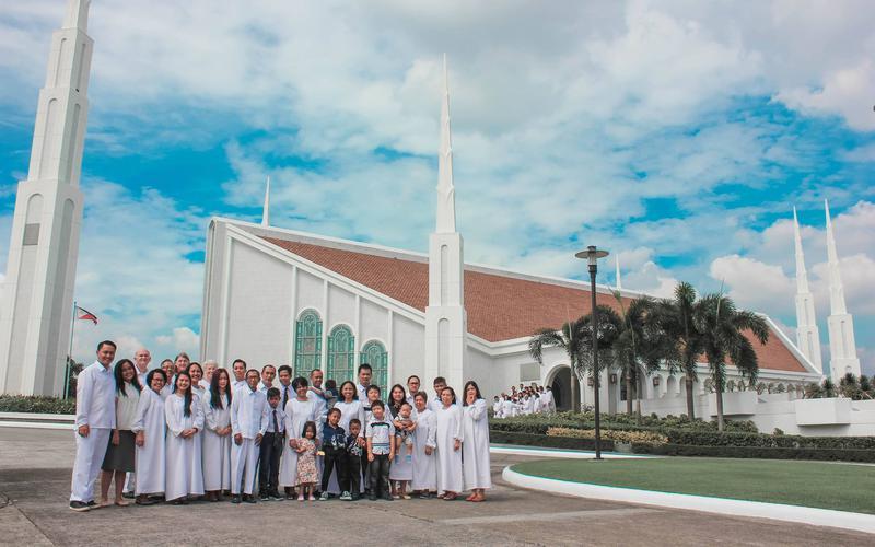 Berkat-Berkat dari Mengunjungi Bait Suci