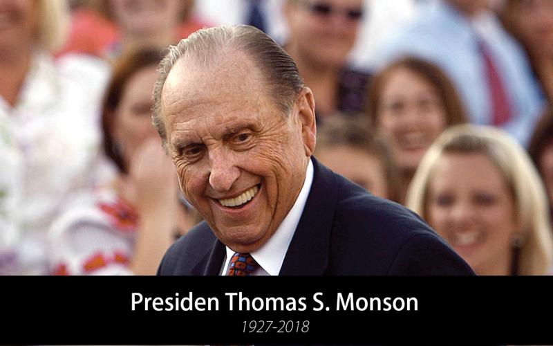 Presiden Monson 1927–2018