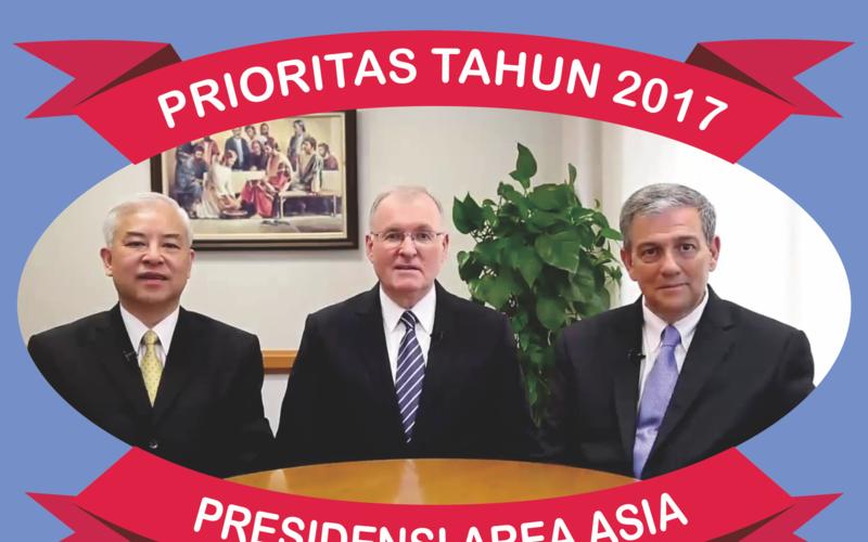 Presidensi Area Asia - Prioritas Tahun 2017