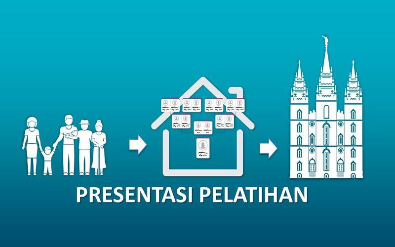 Presentasi Pelatihan Sejarah Keluarga