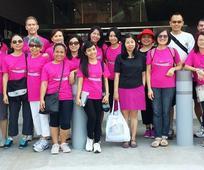 Pink Ribbon Walk 2014 Photo credit Peteza Lopez