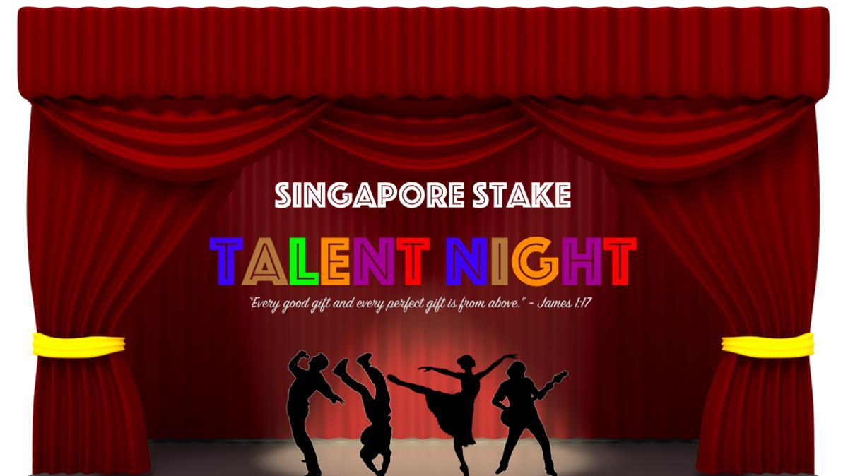 Singapore Stake Talent Night