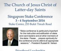 Sept Stake Conf