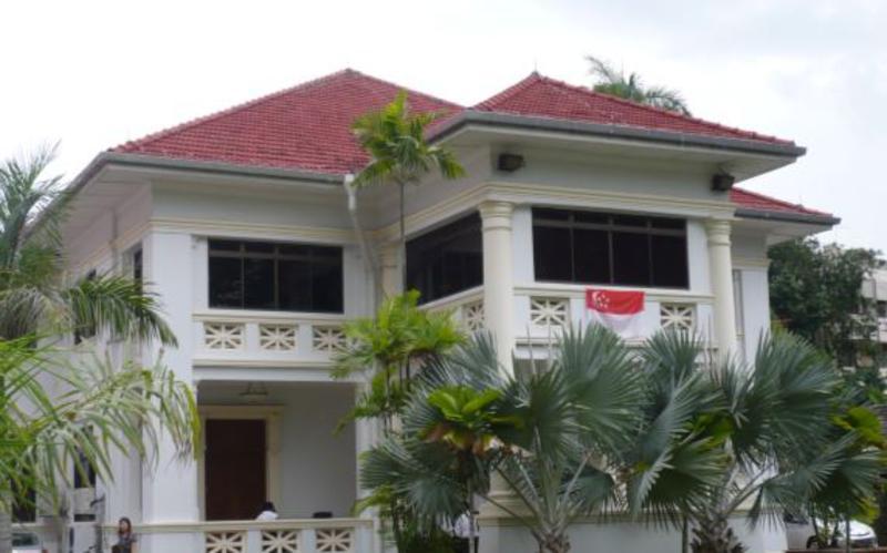 Pasir Panjang Chapel