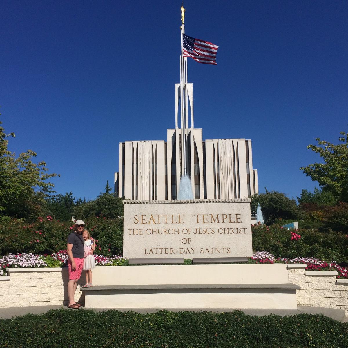 Jarom and Zara Britton at Seattle Washington Temple.png