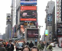 1 Sis Khong and her first companion Times Square.JPG