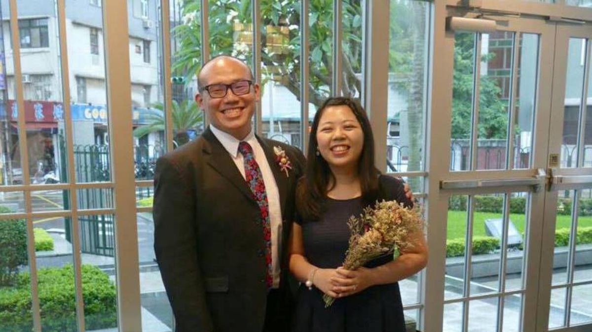 聖殿婚姻故事—彭書逸