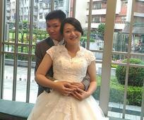 聖殿婚姻見證—蕭仲甫與陳柔君