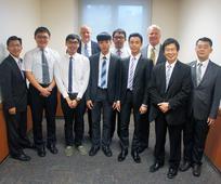 總會領袖主領新竹支聯會大會