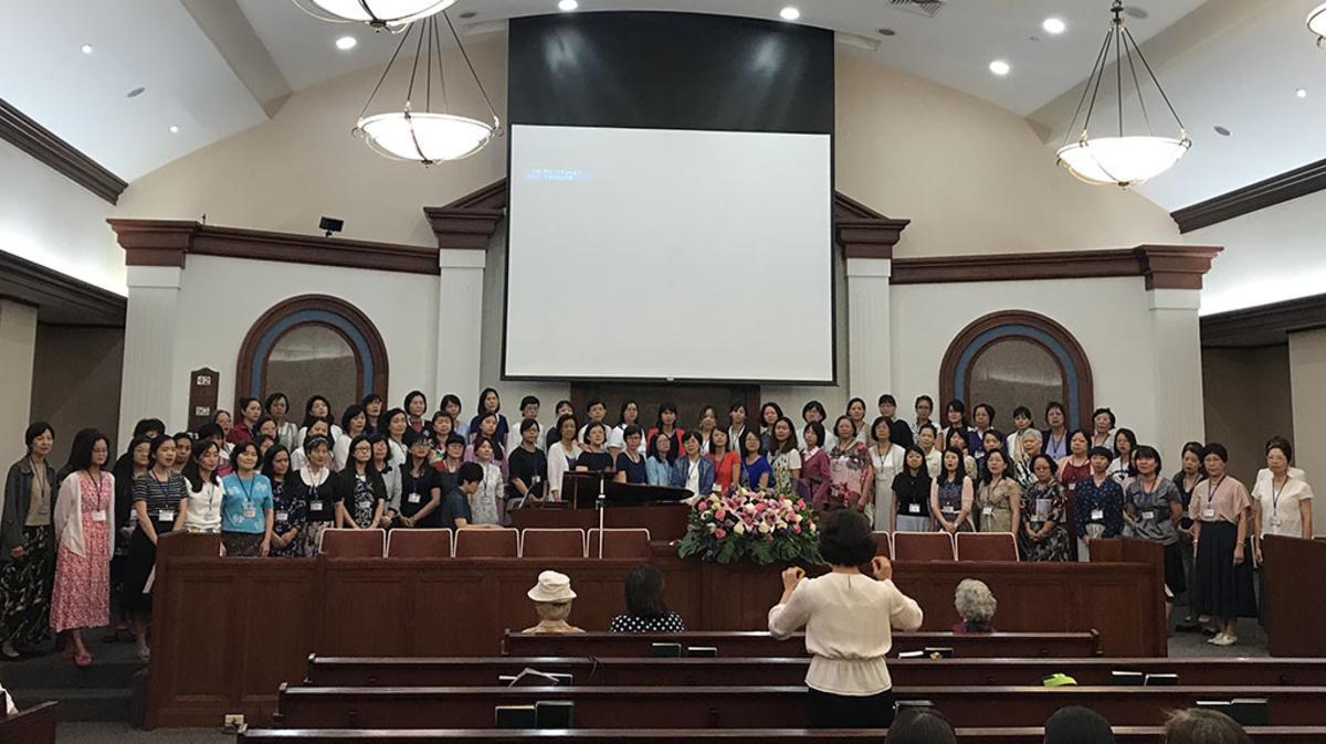 2018 臺灣北區姊妹大會