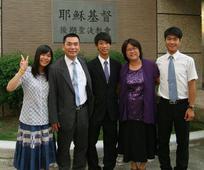 福音家庭的傳承—陳葉美莉