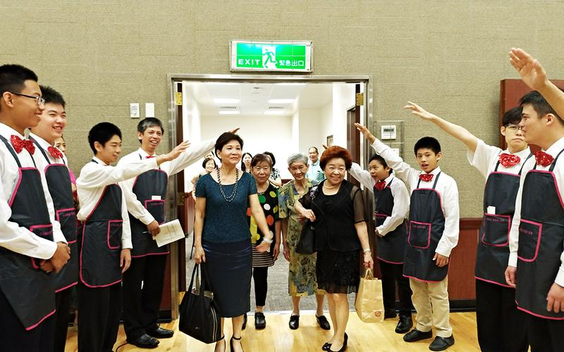 五星級主廚獻給媽媽的禮物—北台北支聯會