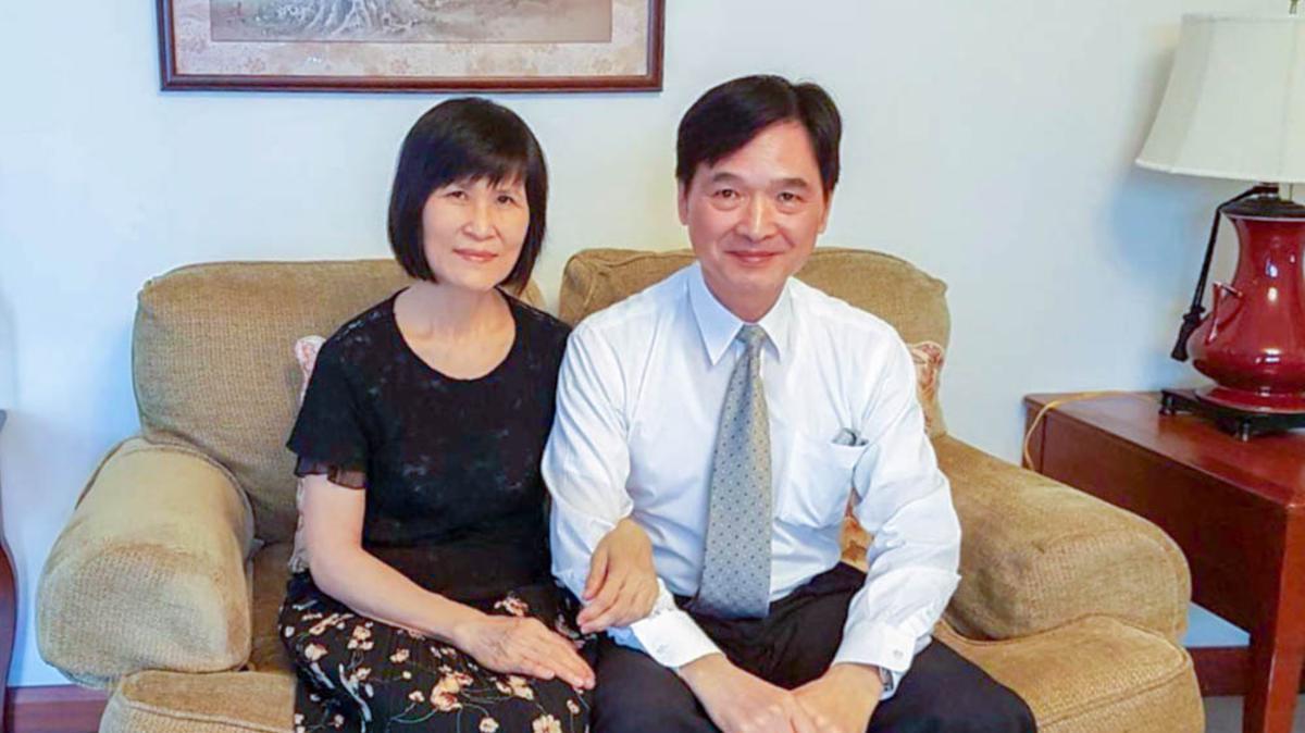 夫婦傳教士服務見證