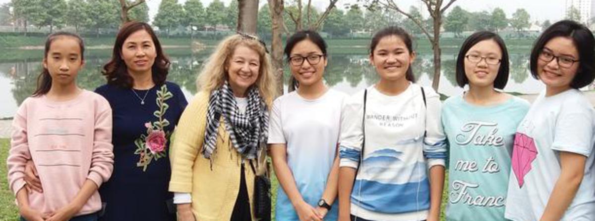 Chuyến Đi Dã Ngoại của Hội Thiếu Nữ Chi Nhánh Hà Nội