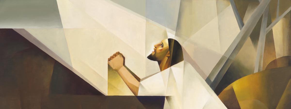 Jesus Cristo em Getsêmani, Páscoa, Semana Santa