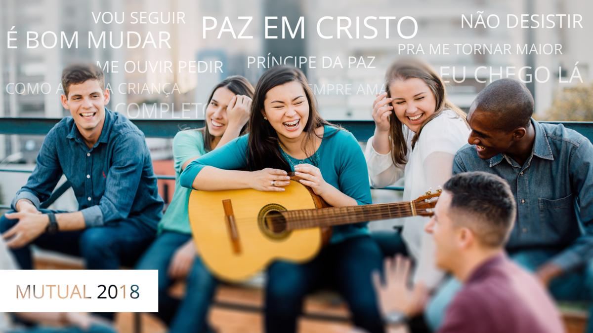 Álbum, Mutual, Jovens, 2018, Português