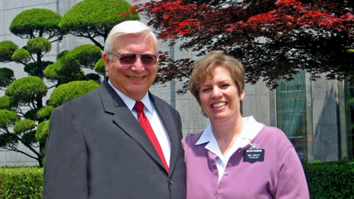Missionários Seniores de Tempo Integral