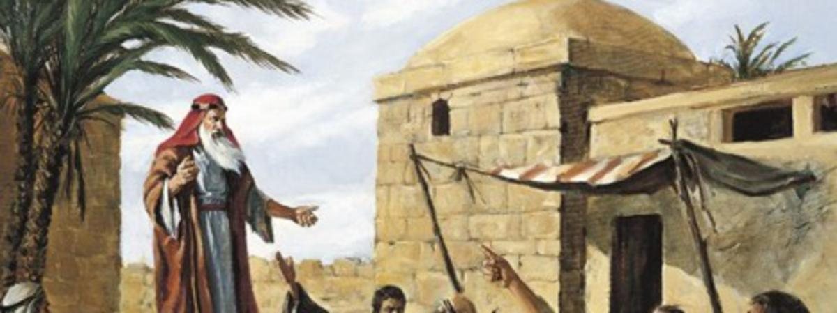 Profetas antigos documentaram registros que ensinam sobre a fé em Jesus Cristo.