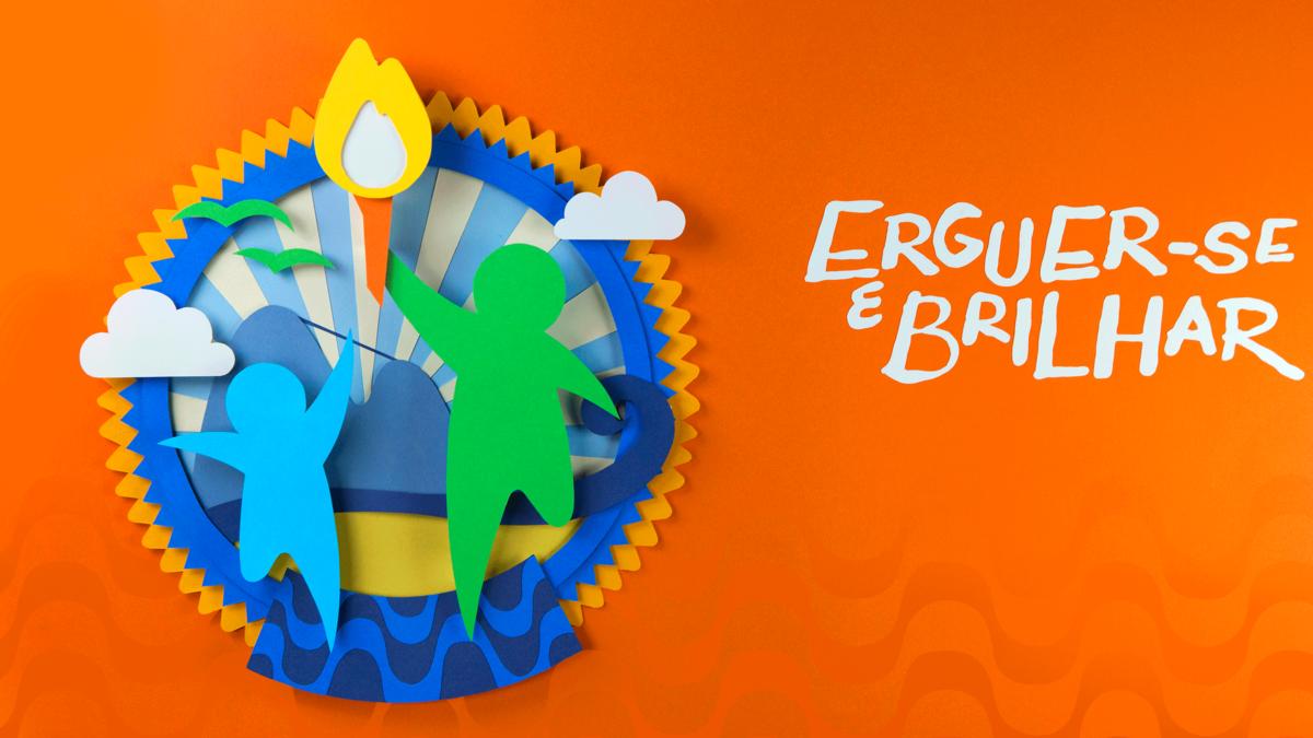 """Devocional """"Erguer-se e Brilhar"""" Celebra o Início das Olimpíadas Rio 2016"""