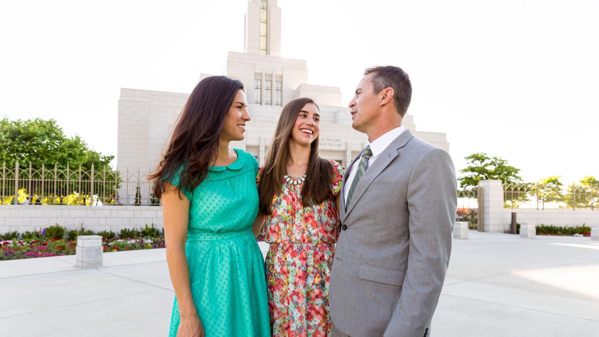 Levar Nossos Antepassados ao Templo
