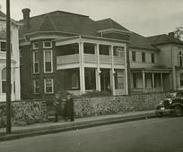 Primeiro Escritório da Missão Brasileira, situado na Av. Turmalina, 85, bairro da Aclimação, SP, em 1935