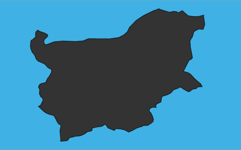 България Карта