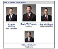 Area Plan 2019 North America Northwest