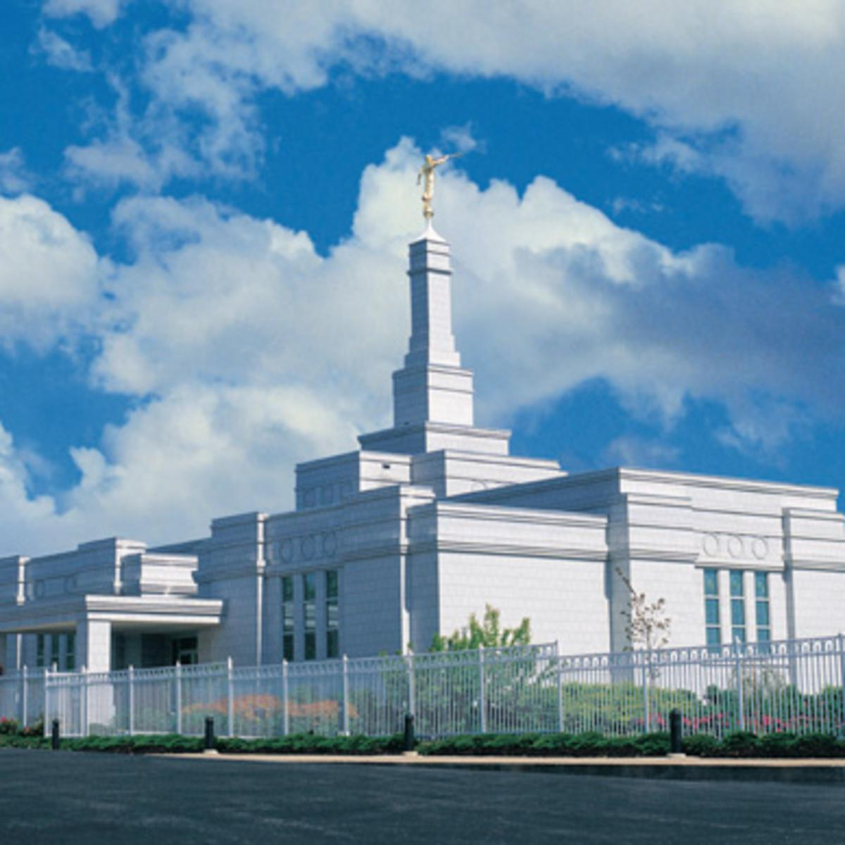 Image of the Halifax, Nova Scotia Mormon Temple