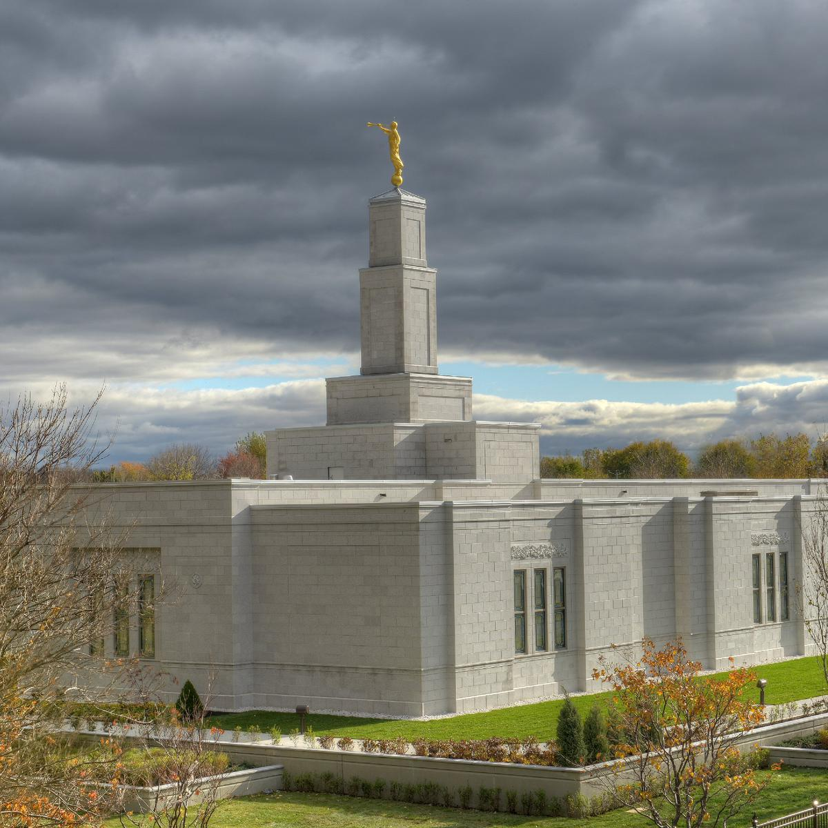 Image of the Montreal Mormon Temple