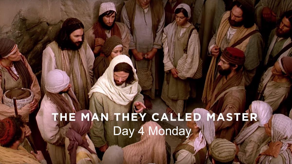 Jesus Christ was called Master