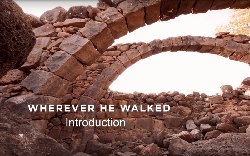 Jesus Christ walked many hard places while He was on the earth