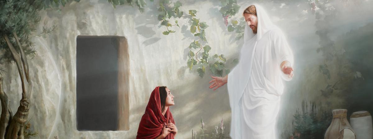Saviour at the Tomb