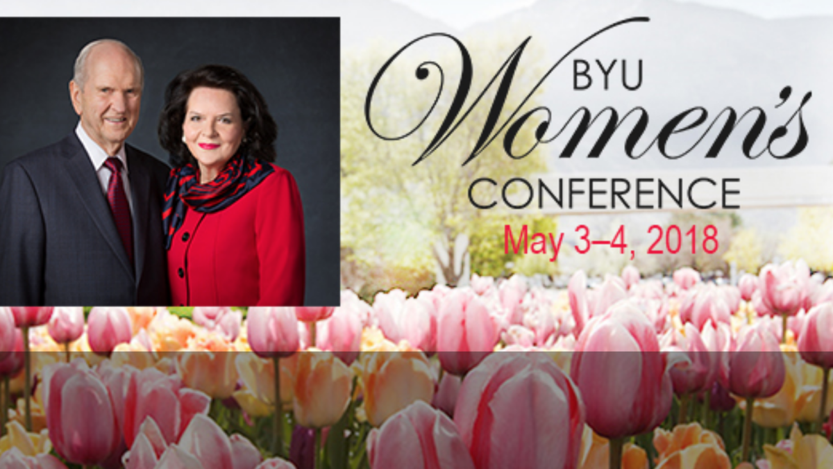 2018 BYU Women's Conference