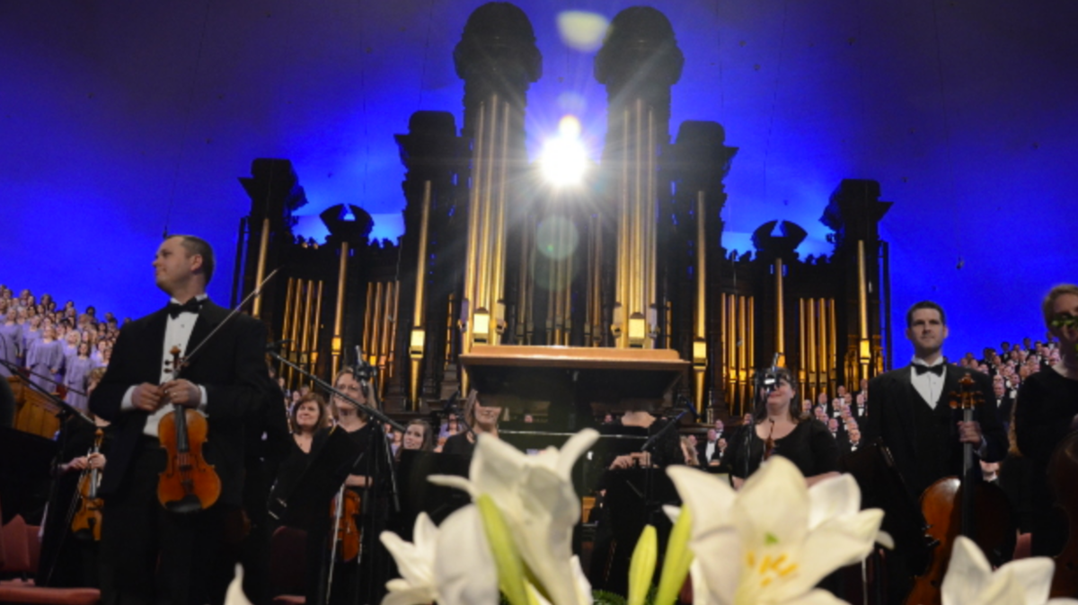 "2018 Handel's ""Messiah"" by the Mormon Tabernacle Choir"