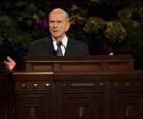 prophet speaking