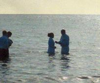 baptism in lake