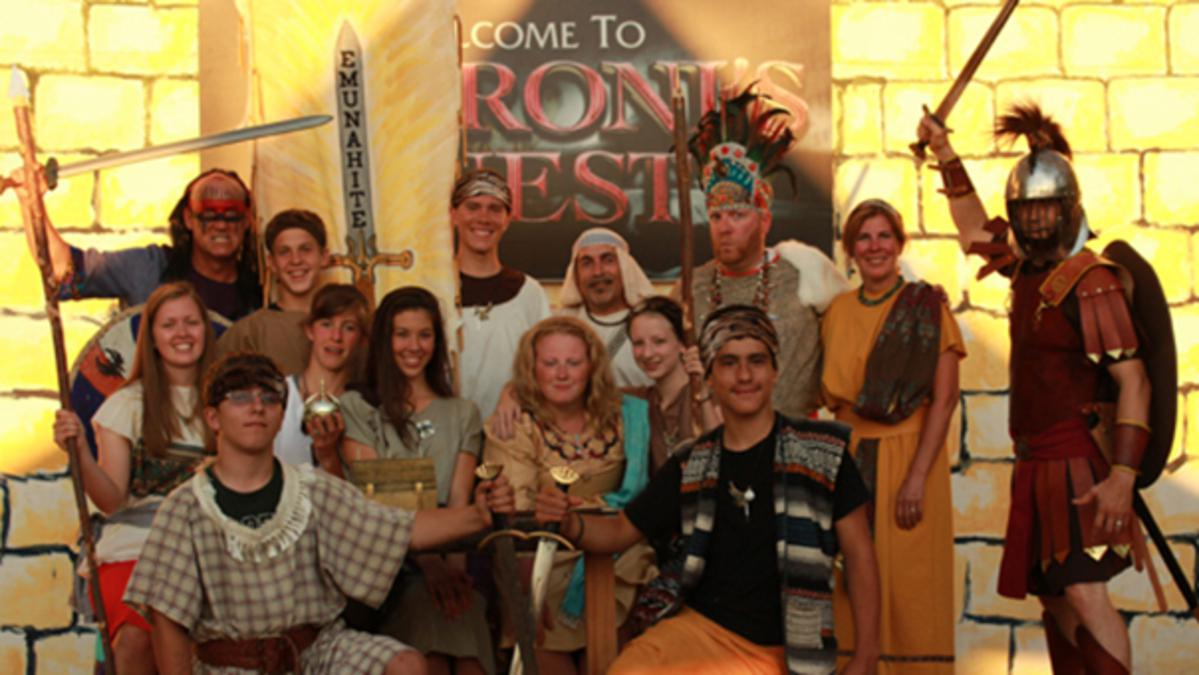 Moroni's Quest 2013