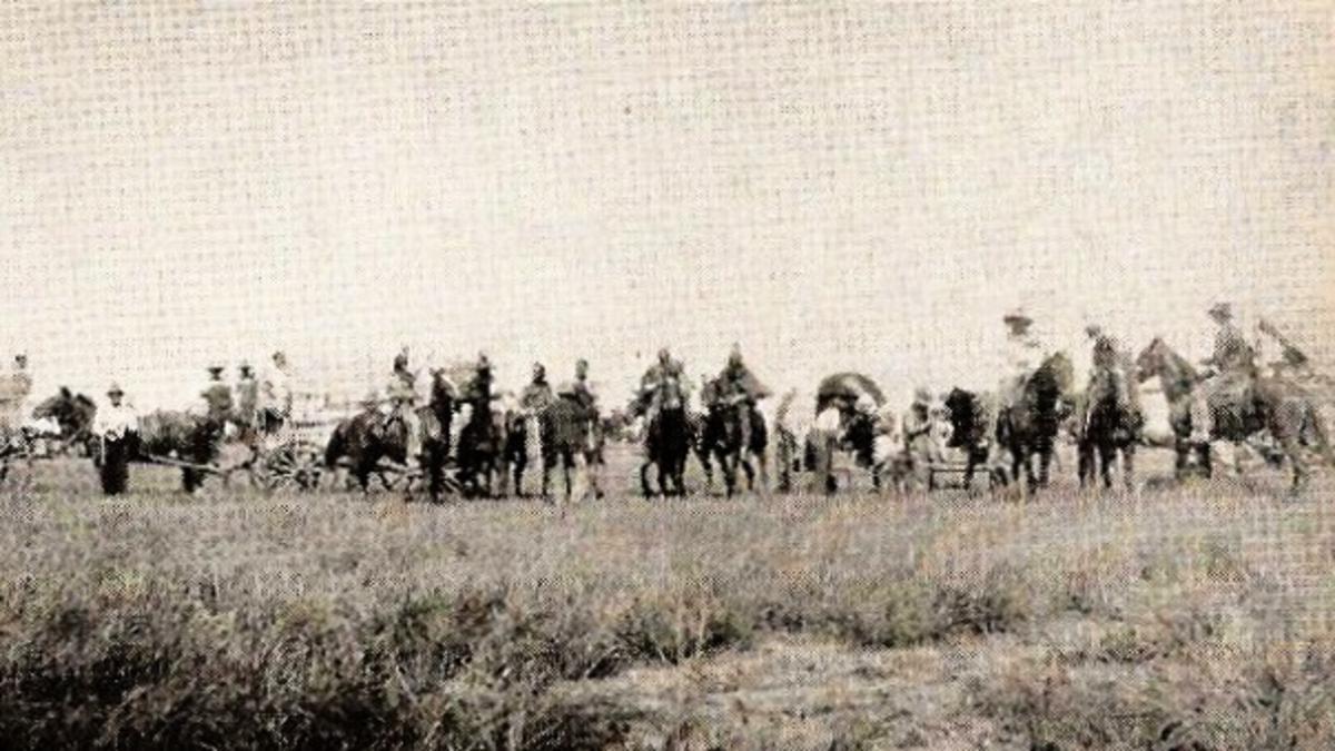 Histoire de l'Église au Canada: Jesse Knight et la fondation de Raymond, en Alberta