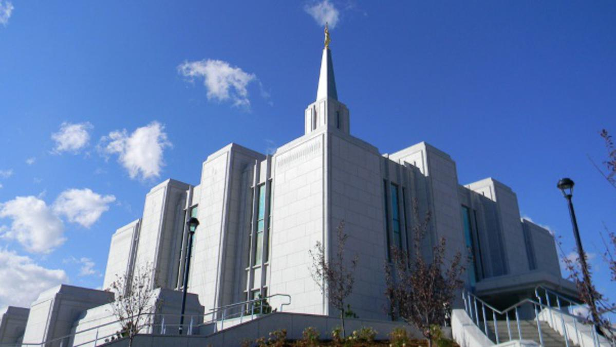 Come to The Temple