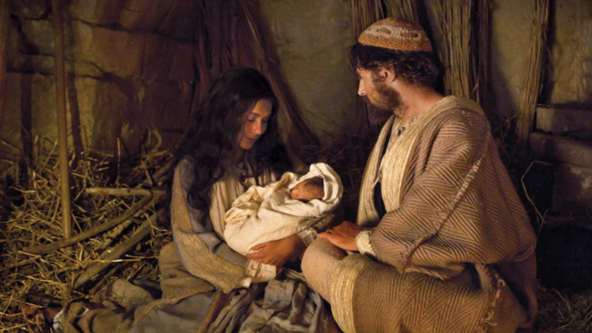 For Unto Us Is Born This Day A Saviour