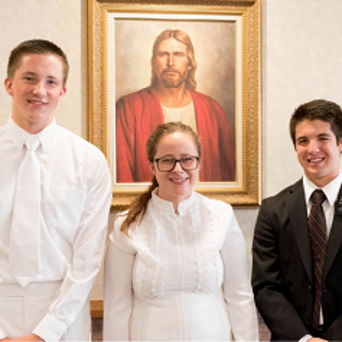 Stephanie Baptism