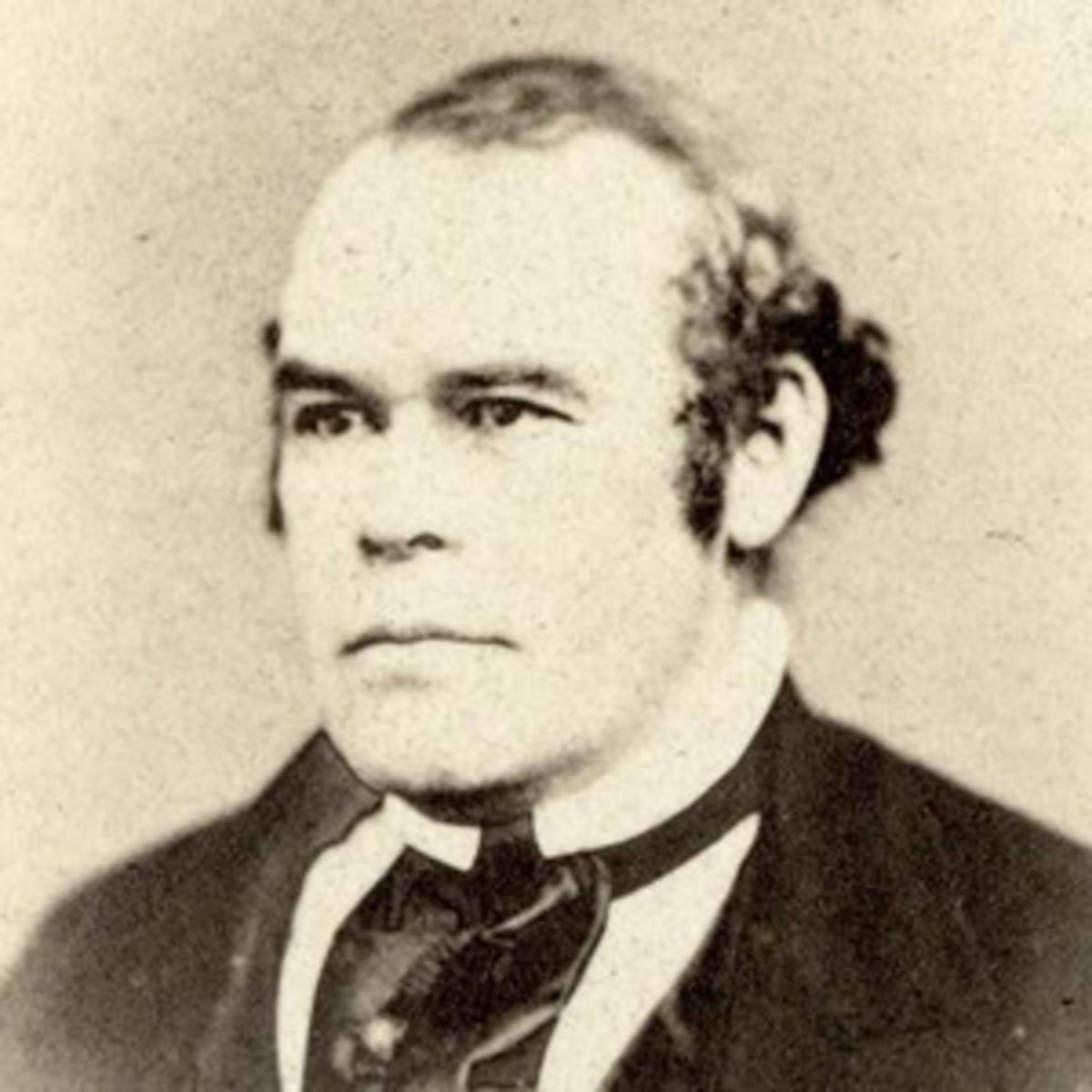 President Parley Pratt