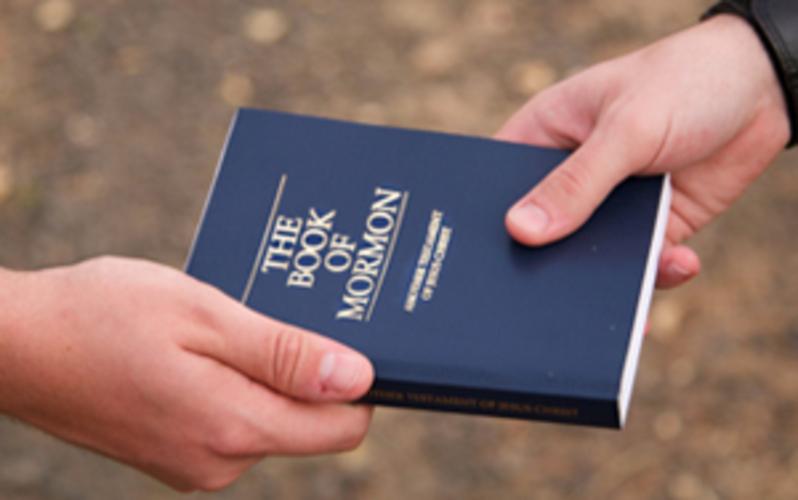 Mormons Bok