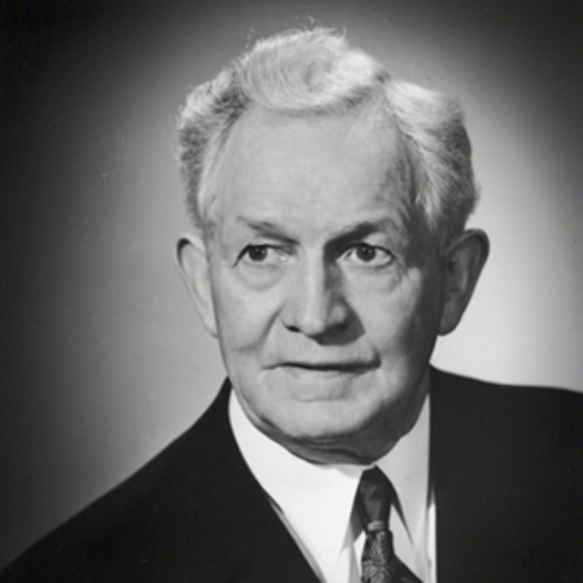 President David O McKay