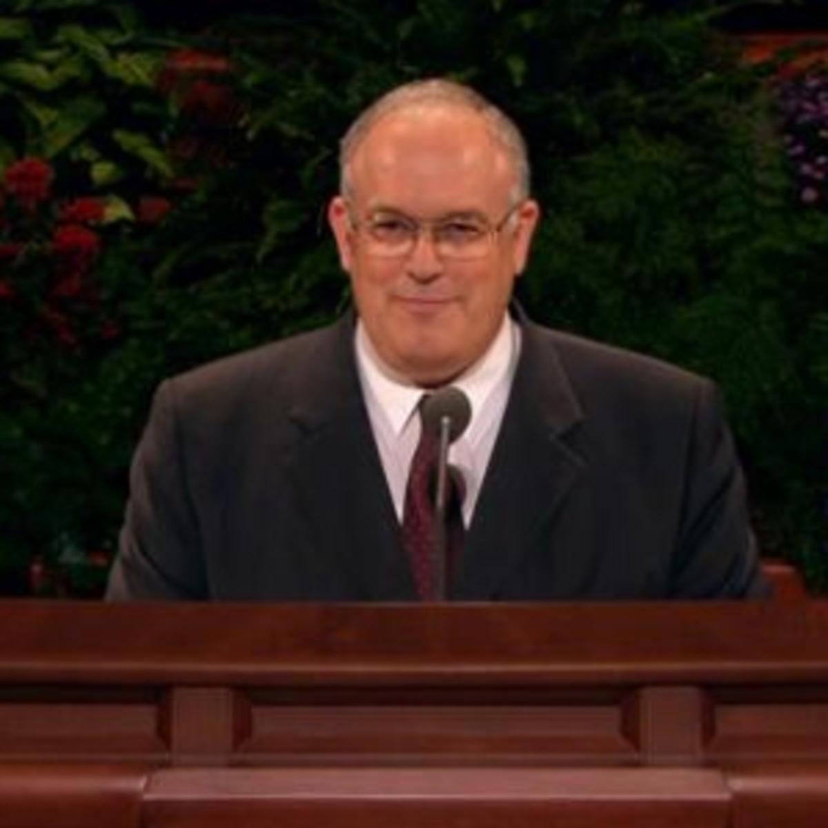 Elder Paul V Johnson